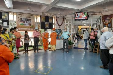Chhatrapati Shivaji Maharaj Jayanti Celebration