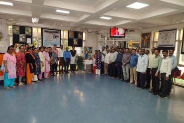 AYJNISHD celebrated Chhatrapati Shivaji Maharaj Jayanti