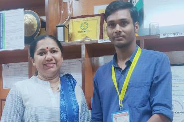 Congratulations to Mr. Uttam Kumar, MEd Sp. Edu. (HI) for qualifying UGC - NET
