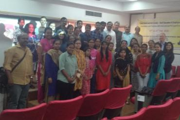 Workshop on Skill Development by Dr Trokel and Mr Micheal, Sweden on 18-02-2020