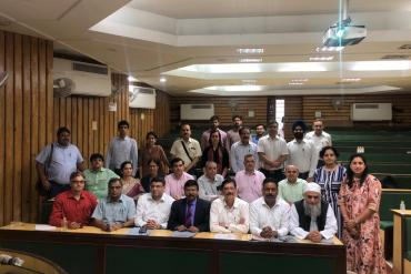 "Workshop for Surgeons Empaneled under ADIP CI Scheme ""Strengthening outcomes of Children with COCHLEAR IMPLANTS under ADIP Scheme"" on 18 Aug 2019 organized by AYJNISHD at Delhi"